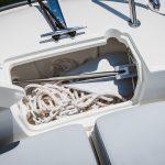 Boston Whaler 240 Dauntless Anchor