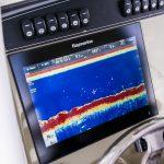 Boston Whaler 250 Outrage Electronics
