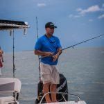 Boston Whaler 240 Dauntless Fishing