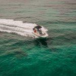 Boston Whaler 240 Dauntless Running