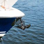 Boston Whaler 330 Outrage Anchor