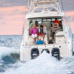 Boston Whaler 345 Conquest Running