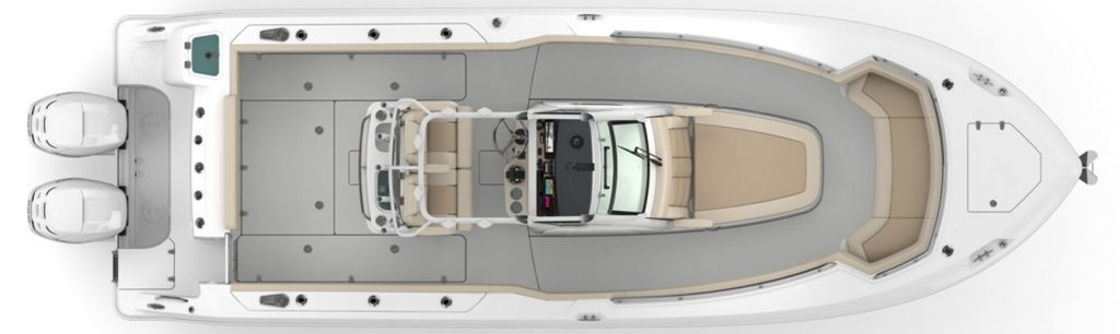 Boston Whaler 280 Outrage Specifications