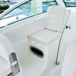 Boston Whaler 285 Conquest Seating