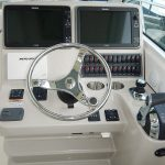 Boston Whaler 345 Conquest Pilothouse Helm