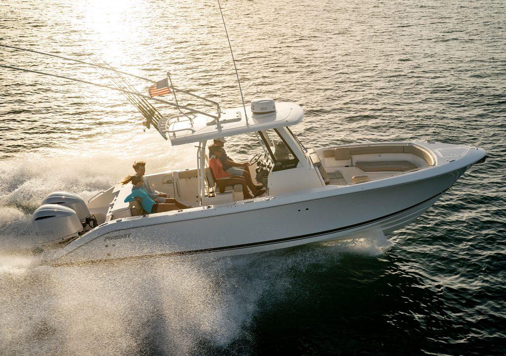 Pursuit Boats For Sale