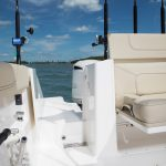 Pursuit S 328 Transom