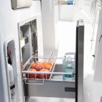 Pursuit S 328 Fridge