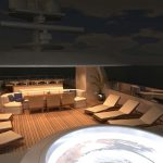 Ocean Alexander 155 Mega Yacht Upper Deck