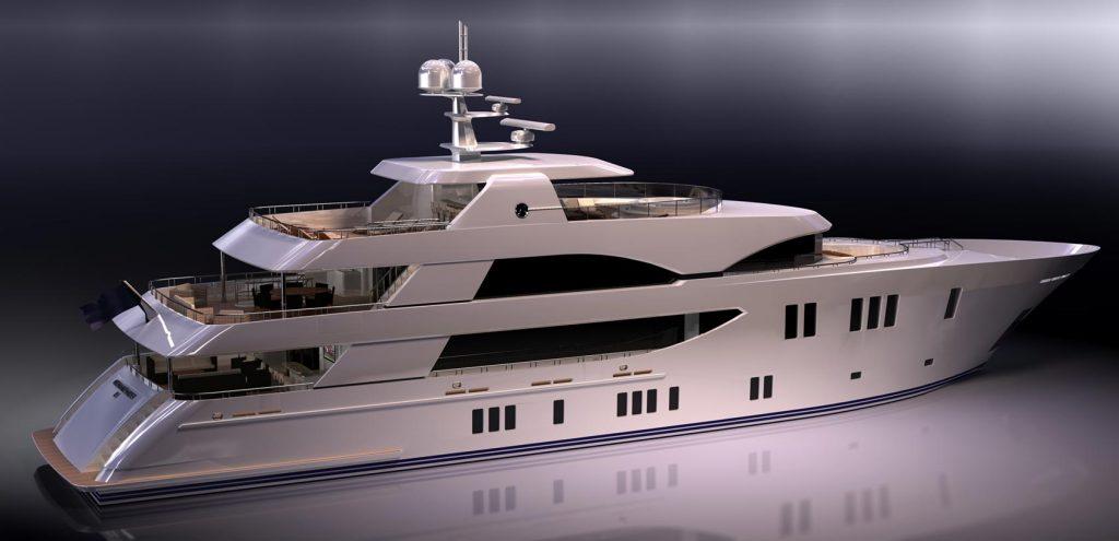 Ocean Alexander 155 Mega Yacht