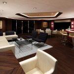 Ocean Alexander 155 Mega Yacht Salon
