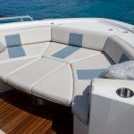 Ocean Alexander 45 Divergence Sport Bow Seating