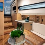 Ocean Alexander 45 Divergence Sport Lounge