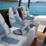 Ocean Alexander 45 Divergence Sport Seating