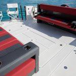 Ocean Alexander 45 Divergence Sport Stern Seating