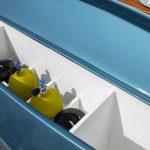 Ocean Alexander 45 Divergence Sport Stowage