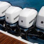 Ocean Alexander 45 Divergence Sport Engines