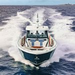 Ocean Alexander 45 Divergence Sport Running