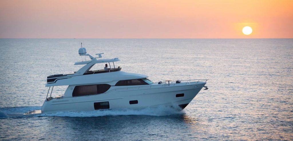 Ocean Alexander 70 Motoryacht