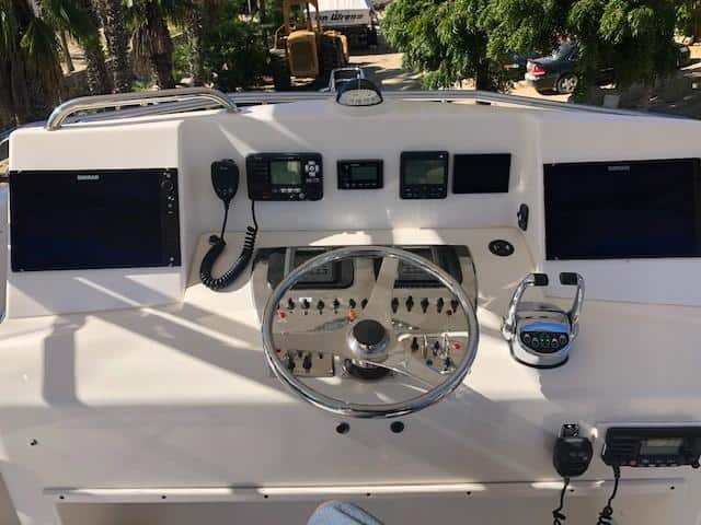 is a Cabo Flybridge Yacht For Sale in San Diego-0