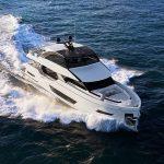 Ocean Alexander 84R Enclosed Running