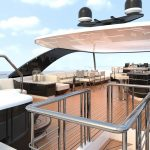 Ocean Alexander 84R Open Upper Deck