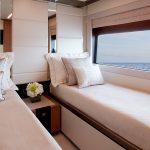 Ocean Alexander 84R Enclosed Berth