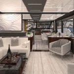 Ocean Alexander 84R Open Lounge