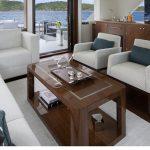 Ocean Alexander 85 Skylounge Lounge