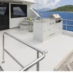 Ocean Alexander 85 Skylounge Stern