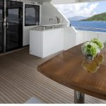 Ocean Alexander 85 Skylounge Seating