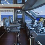 Ocean Alexander 90R Enclosed Helm