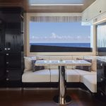 Ocean Alexander 90R Enclosed Lounge