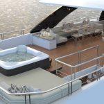 Ocean Alexander 90R Open Upper Deck
