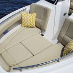 Pursuit DC 235 Bow Seating