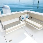 Pursuit DC 266 Stern Seating