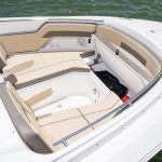 Pursuit DC 295 Bow Seating