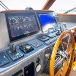 Grand Banks 60 Skylounge Helm