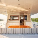 Grand Banks 60 Skylounge Lounge
