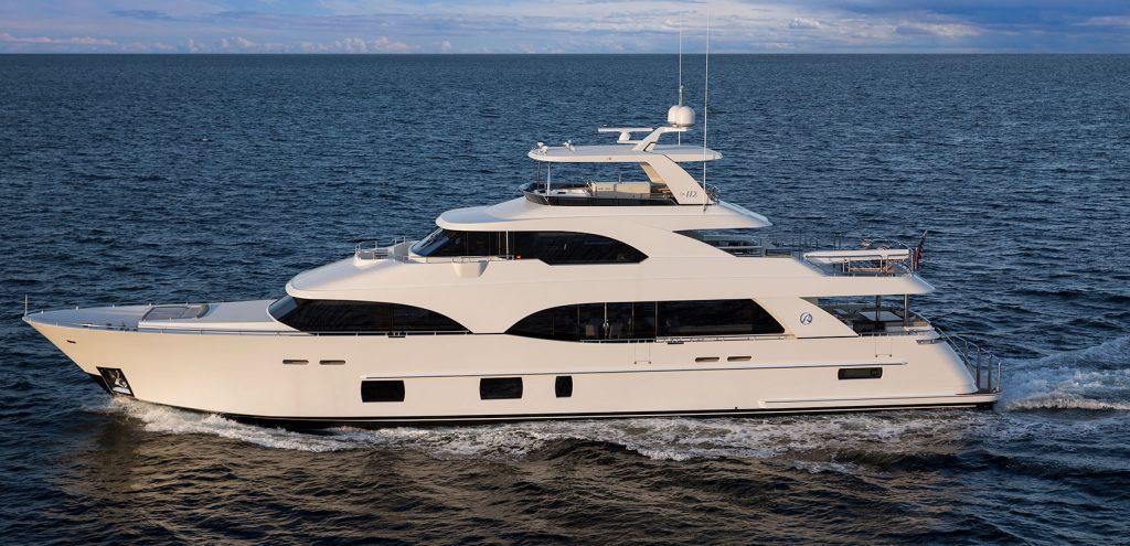 Ocean Alexander 118 Mega Yacht