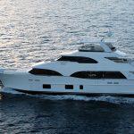 Ocean Alexander 118 Mega Yacht Running