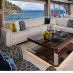 Ocean Alexander 118 Mega Yacht Salon