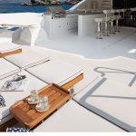 Ocean Alexander 118 Mega Yacht Bridge