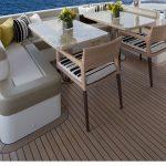 Ocean Alexander 118 Mega Yacht Main Deck