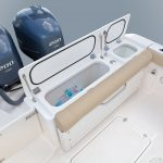 Pursuit C 260 Transom Cooler