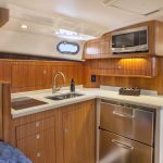 Pursuit OS 385 Galley