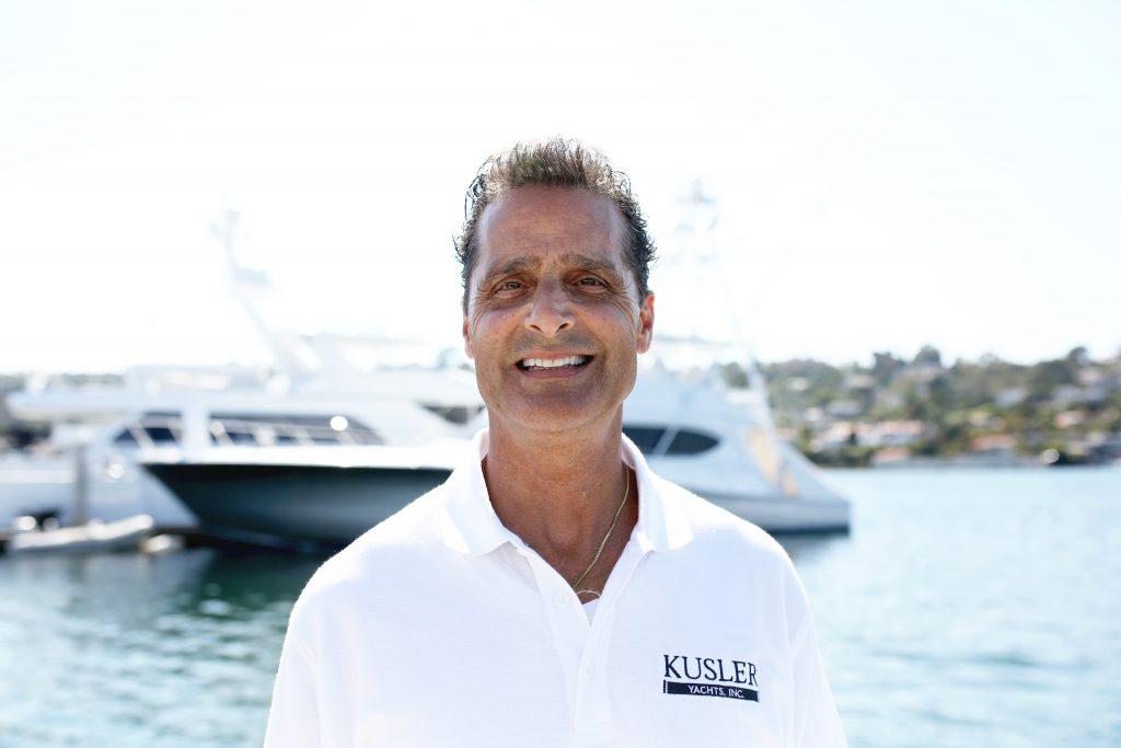 Tom Cardosa Kusler Yachts