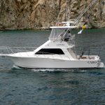 is a Cabo Flybridge Yacht For Sale in San Diego-10