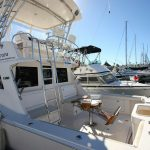 is a Cabo Convertible Yacht For Sale in San Diego-5