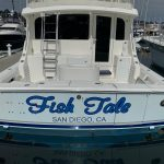 is a Jersey Cape 44 Sport Yacht Yacht For Sale in San Diego-51